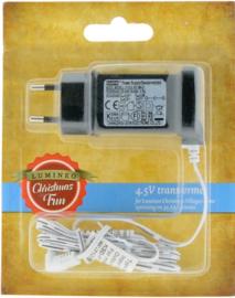 Lumineo Adapter 4.5V