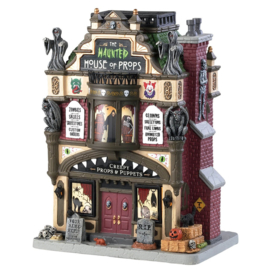 The Haunted House Of Props