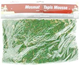 Mosmat Groen 70x50cm
