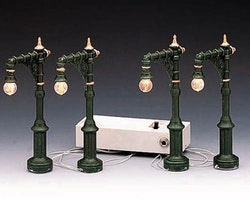 4'' Victorian Street Lamp