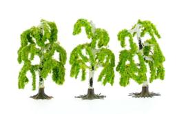Mini bomen (max 10 cm hoog) / Mini trees (max 10 cm high)
