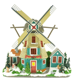 Windmill Set Of 2