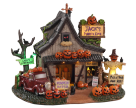 Jack's Pumpkin Farm - NEW 2021