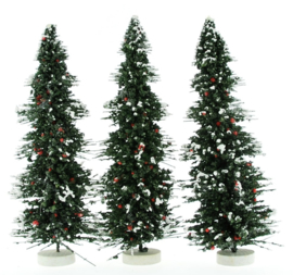 Bomen set 3 stuks
