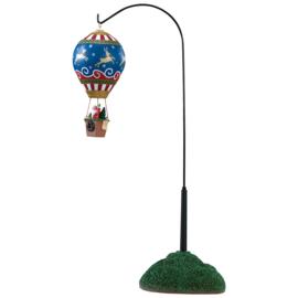 Reindeer Hot Air Balloon