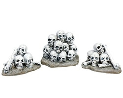 Pile O'Skulls