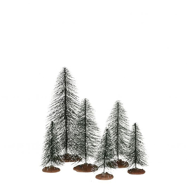 Bristle tree Scandinavian 6 pieces