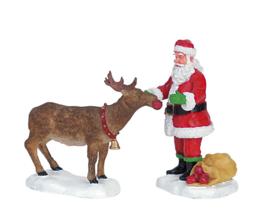 Reindeer Treats, Set Of 2