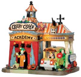 Creepy Clown Academy - UK adaptor