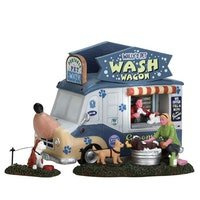 Wally's Pet Was Wagon, Set Of 3