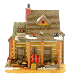 Ol' Jed's Homestead Cabin
