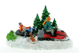 Snowmobile Glider