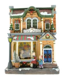 Facade Toy Shop