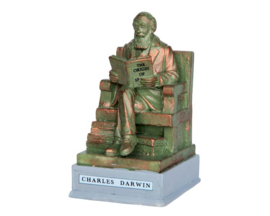 Park Statue - Charles Darwin