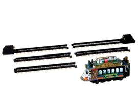 Spookytown Trolley, Set Of 6