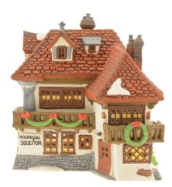 Mr. Wickfield Solitor - David Copperfield Heritage Village