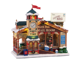 North Pole Mail Room - NEW 2021