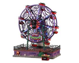 Web Of Terror Ferris Wheel - NEW 2021