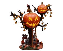 Pumpkin Tree House - NEW 2021
