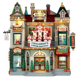 Market Square Christmas Celebration - Reserved for B. Lombardi