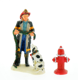 Fireman/The Dalmatian/Hydrant
