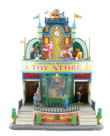 Christmas Wonderland Toy Store