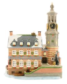 De Munttoren En Tolhuis