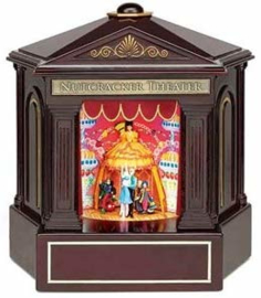 Mr. Christmas Animated Musical Nutcracker Ballet Theater