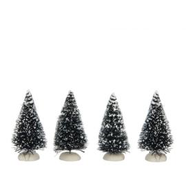 Bristle Tree Mini - Set Of 4