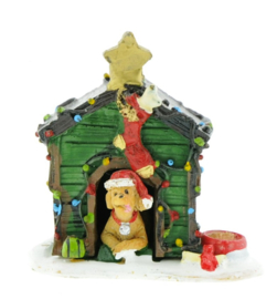 Decorated Light Doghouse