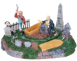 Grave Robber's Surprise