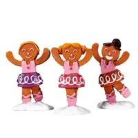 Dancing Sugar Plums, Set Of 2