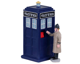 Police Call Box - NEW 2020