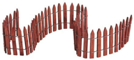 "18"" Wires Wooden Fence"