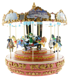 Mr. Christmas Triple Decker Carousel