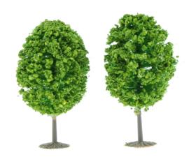 Bomen set 2 stuks