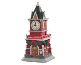 Tannenbaum Clock Tower - NEW 2021