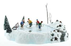 Animated Hockey Game