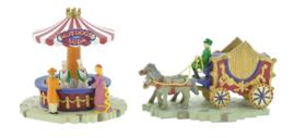 Mr.Christmas World's Fair Accessories