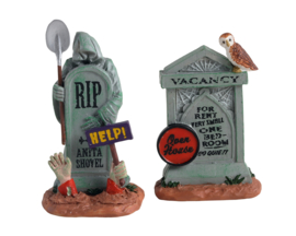 Tombstone Duo, Set Of 2 - NEW 2021