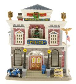 Politie & Brandweer / Police & Fire Brigade