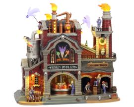 Evil Spirits Whiskey Distillery - NEW 2021