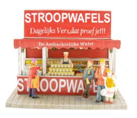Stroopwafels Kraam