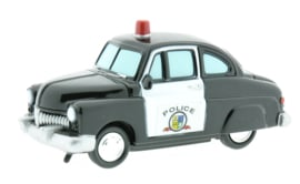Police Squad Car - Battery Operated