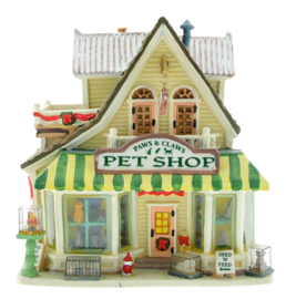 Paw's & Claw's Pet Shop