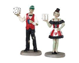 Casino Figurine