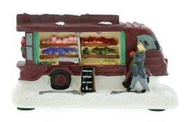 Groente- en Fruitwagen