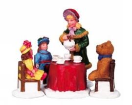 Tea With Teddy