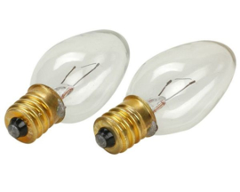E12 12Volt Replacement Bulbs