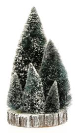 Bomen set 23 cm